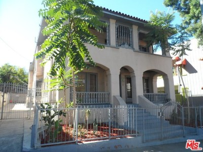 Los Angeles Multi Family Home For Sale: 2778 W 8th Street