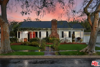 Studio City Single Family Home For Sale: 4214 Kraft Avenue