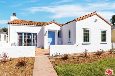 Los Angeles Single Family Home For Sale: 2528 Aiken Avenue