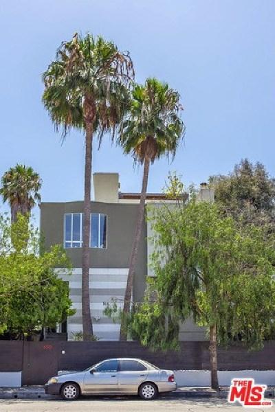 Venice Condo/Townhouse For Sale: 650 Rose Avenue #3
