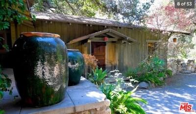 Altadena Single Family Home For Sale: 1419 E Palm Street