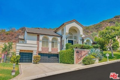 Glendale Single Family Home For Sale: 2157 Haven Drive