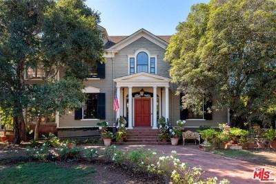 Santa Barbara Single Family Home For Sale: 1731 Santa Barbara Street