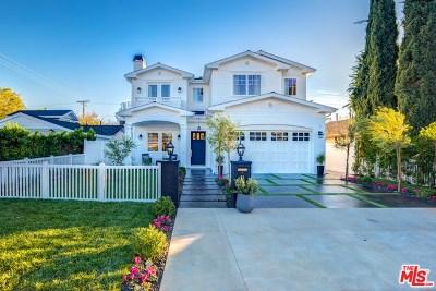 Sherman Oaks Single Family Home For Sale: 14806 Hesby Street