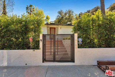 Single Family Home For Sale: 8160 Amor Road