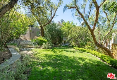 Topanga Single Family Home For Sale: 19844 Horseshoe Drive
