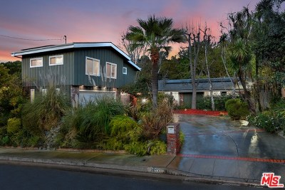 Sherman Oaks Single Family Home For Sale: 3613 Meadville Drive