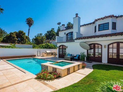 Santa Monica Single Family Home For Sale: 335 24th Street