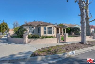Lake Balboa Single Family Home For Sale: 17653 Haynes Street