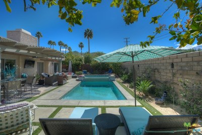 Palm Springs Condo/Townhouse For Sale: 1775 Ridgeview Circle