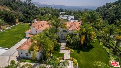 Glendora Single Family Home For Sale: 1160 N Easley Canyon Road