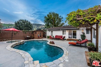 Sherman Oaks Single Family Home For Sale: 3619 Loadstone Drive