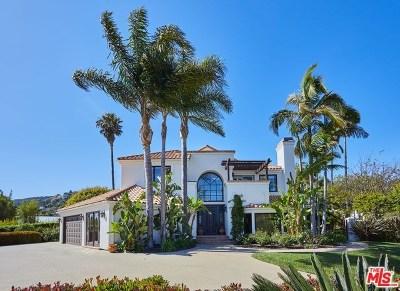 Malibu Single Family Home For Sale: 29675 Harvester Road