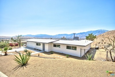 Desert Hot Springs Single Family Home For Sale: 12045 Redbud Road