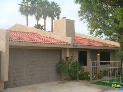 Cathedral City CA Single Family Home For Sale: $250,000