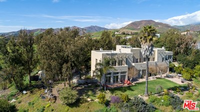 Malibu Single Family Home For Sale: 28811 Pacific Coast Highway