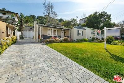 Glendale Single Family Home For Sale: 844 Green Street