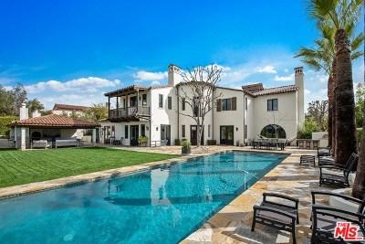 Brentwood, Calabasas, West Hills, Woodland Hills Single Family Home For Sale: 25325 Prado De Los Gansos