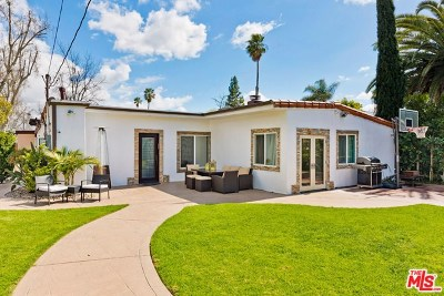 North Hollywood Single Family Home For Sale: 6160 Laurelgrove Avenue