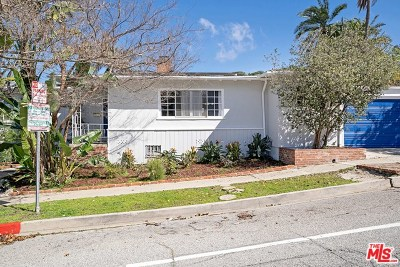 Culver City Single Family Home For Sale: 5816 Vicstone Court