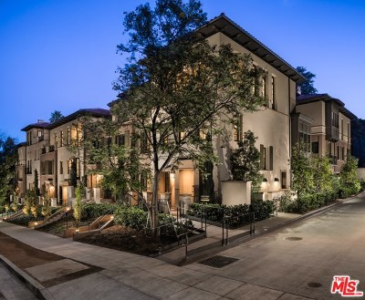 Pasadena Condo/Townhouse For Sale: 378 W Green Street #124