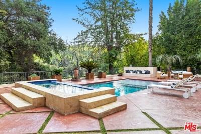 Sherman Oaks Single Family Home For Sale: 15033 Rayneta Drive