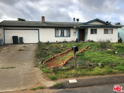 Cambria, Cayucos, Morro Bay, Los Osos Single Family Home For Sale: 773 Lilac