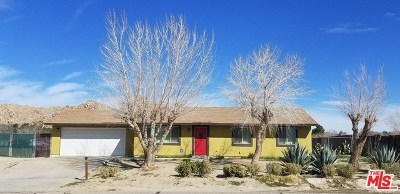 Lake Los Angeles Single Family Home For Sale: 15705 E Avenue Q7