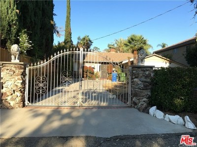 Tarzana Single Family Home For Sale: 5162 Otis Avenue