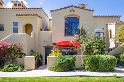 Palm Springs Condo/Townhouse For Sale: 218 Villorrio Drive