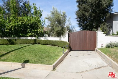Toluca Lake Single Family Home For Sale: 4352 Forman Avenue