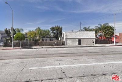Inglewood Multi Family Home For Sale: 325 N La Brea Avenue
