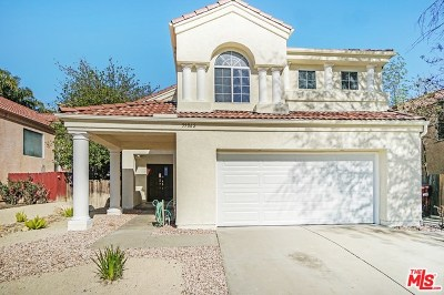 Murrieta Single Family Home For Sale: 39862 Via Castana
