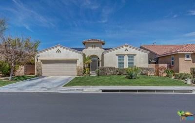 Palm Springs Single Family Home For Sale: 1898 Savanna Way