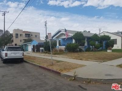 Long Beach Multi Family Home For Sale: 1701 Freeman Avenue