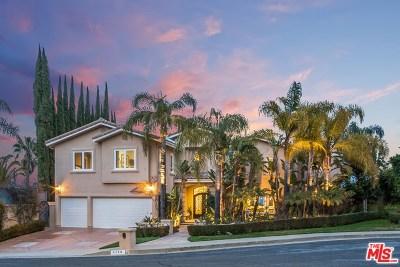 Tarzana Single Family Home For Sale: 3758 Coldstream Terrace