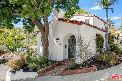 Single Family Home For Sale: 1820 Courtney Terrace