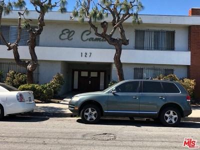 Inglewood Condo/Townhouse For Sale: 127 N Eucalyptus Avenue #12