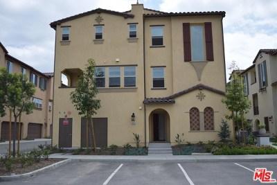 Walnut Condo/Townhouse For Sale: 21022 Cornerstone Drive