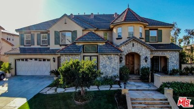 Calabasas Single Family Home For Sale: 5924 Normandy Drive