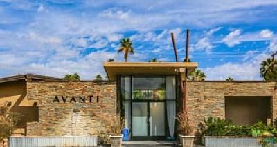 Palm Springs Multi Family Home For Sale: 354 E Stevens Road