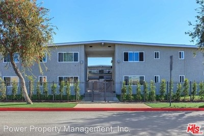 Inglewood Single Family Home For Sale: 9910 S Village Drive #Type A