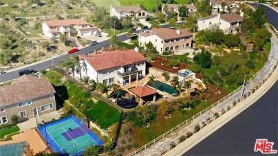 Granada Hills Single Family Home For Sale: 12144 Delante Way