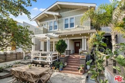 Venice Single Family Home For Sale: 37 Wavecrest Avenue