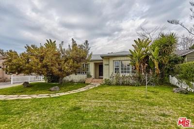 Single Family Home For Sale: 12437 Hortense Street