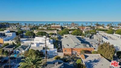 Santa Monica Single Family Home For Sale: 203 Mills Street