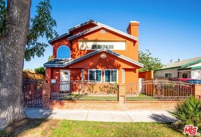Hawthorne Single Family Home For Sale: 4825 W 119th Place