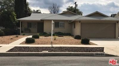 Tarzana Single Family Home For Sale: 18954 Sylvan Street