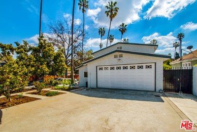 Los Angeles Single Family Home For Sale: 1354 McCollum Street