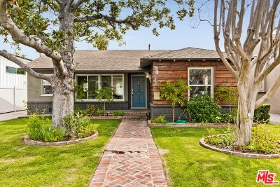 Valley Village Single Family Home Active Under Contract: 4550 Simpson Avenue